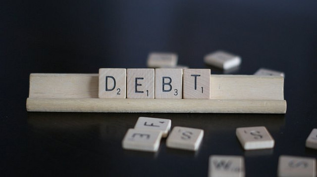 How is Debt Divided in a Divorce?